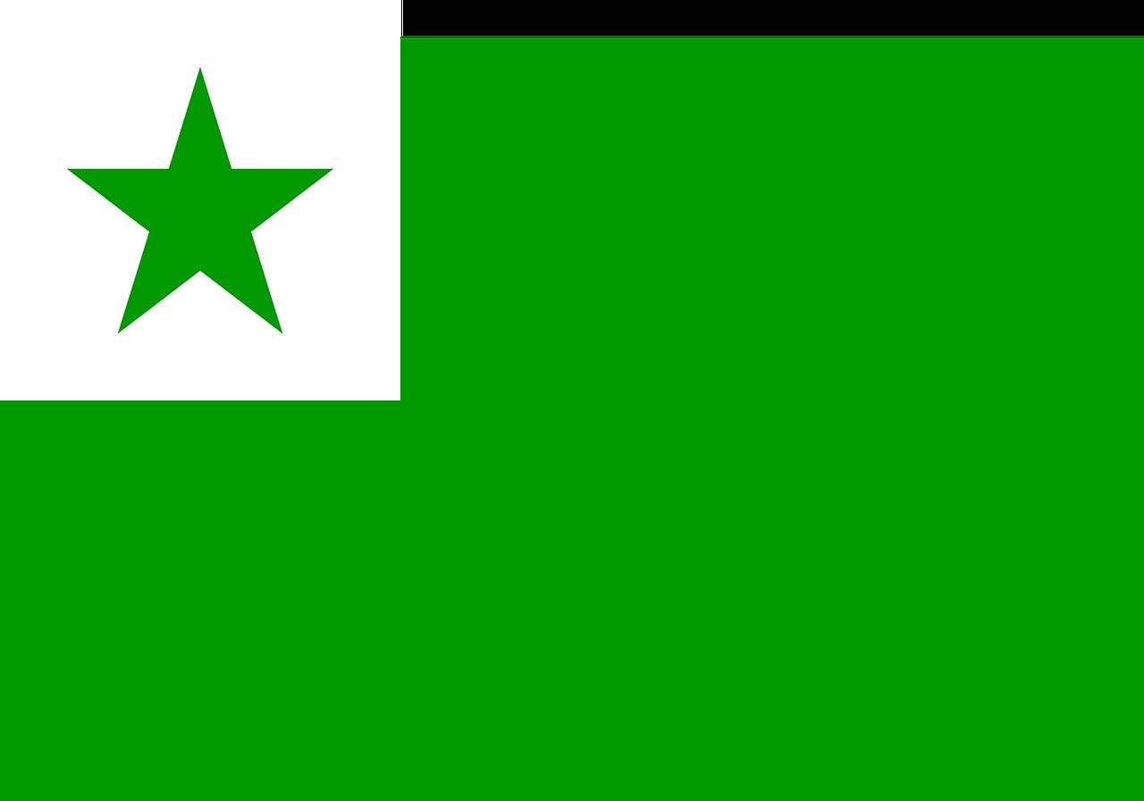 eszperantó zászló