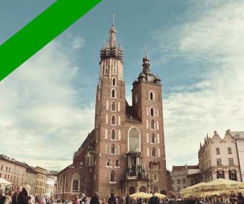 Esperanto illusztráció, egy lengyel torony